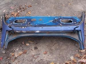 Is your trunk lid hinge panel rusted out? I have a few in stock. $125 + shipping, sometimes I put them on Ebay cheaper : Banditfever